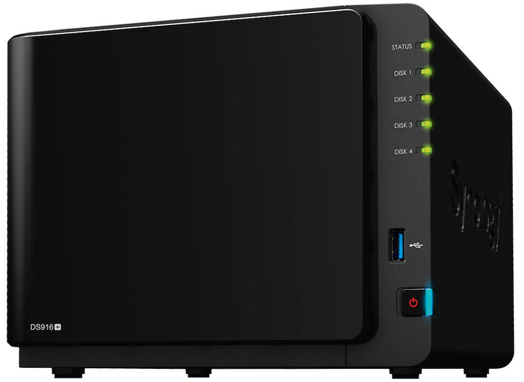 My Synology DS916+: a year later  - blog vrypan net